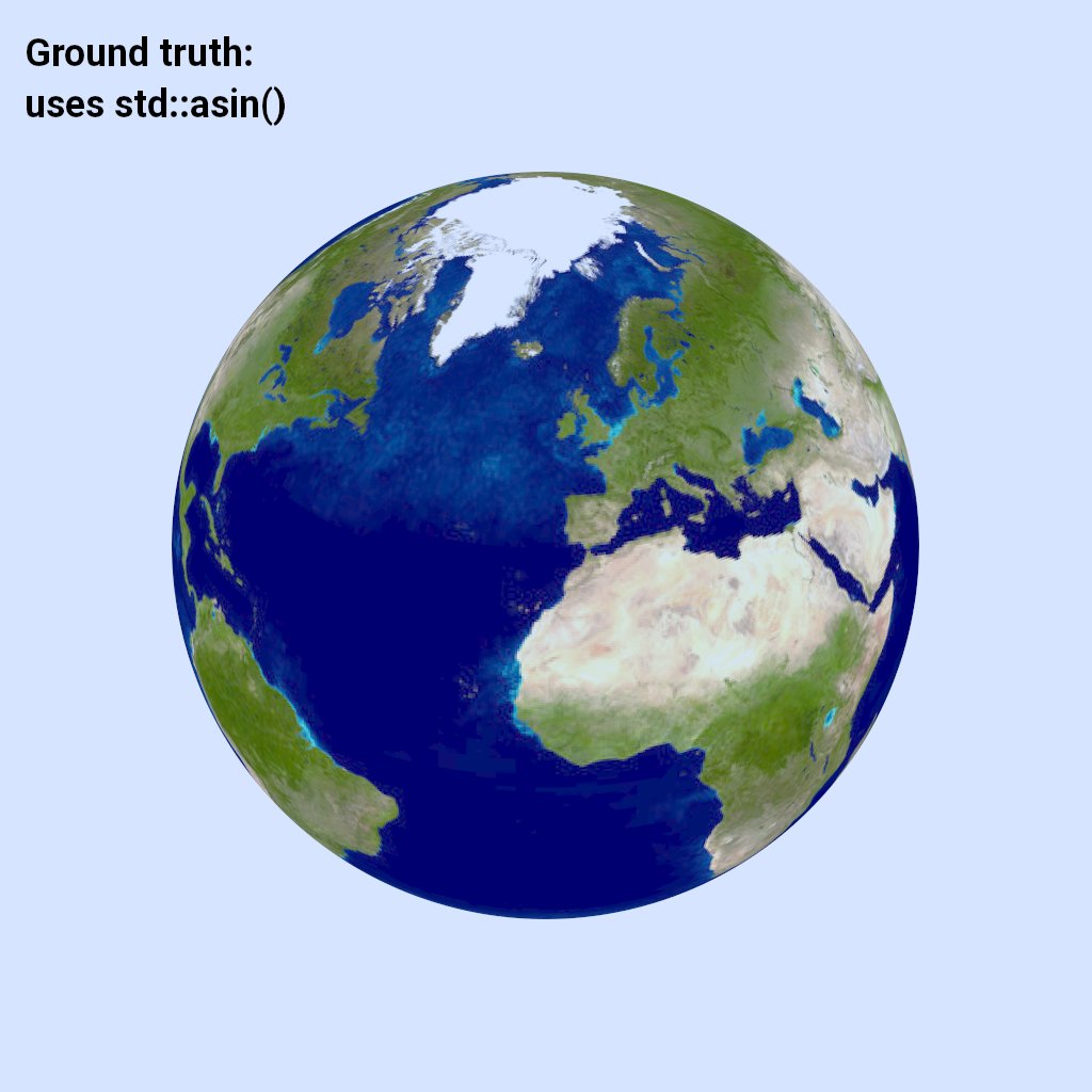 Earth [ground truth]