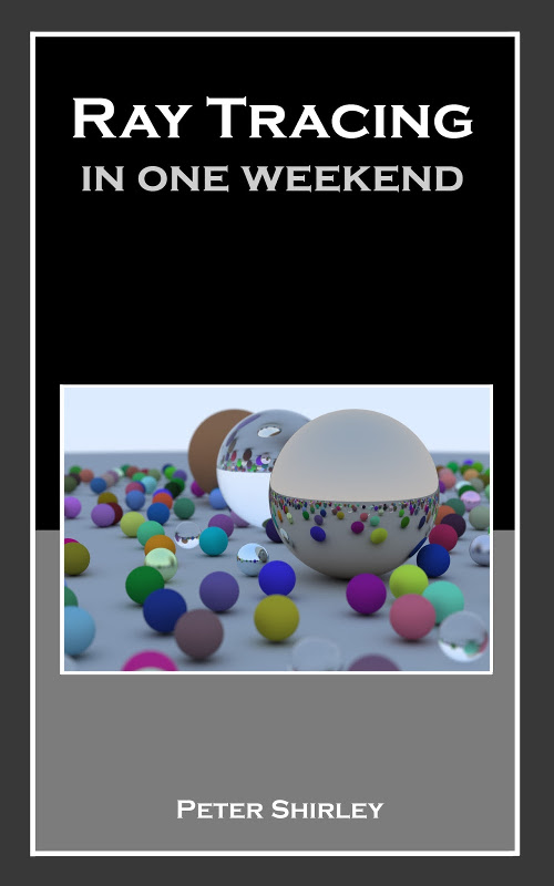 Ray Tracing in One Weekend