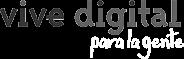 Logo Vive digital para la gente Colombia