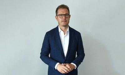 Per Skånberg — Ny vd för Skaraborg Invest