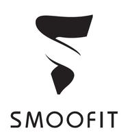 Smoofit logo – vit