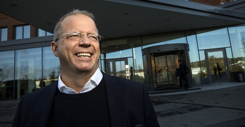 Martin Lundstedt Volvo