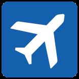 Illustration av ett flygplan