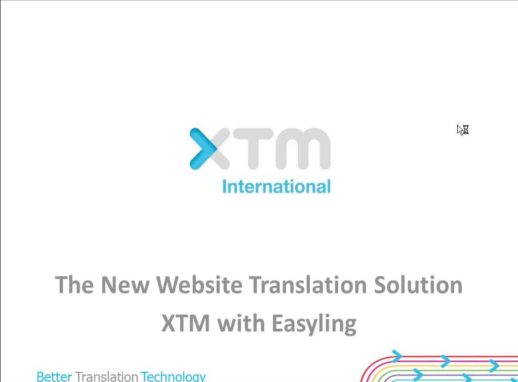 XTM-Easyling presentation