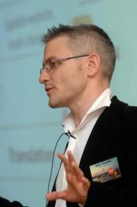 Easyling CTO Balázs Benedek