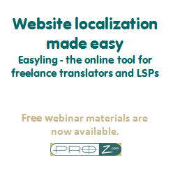 Webinar on Website Localization Made Easy