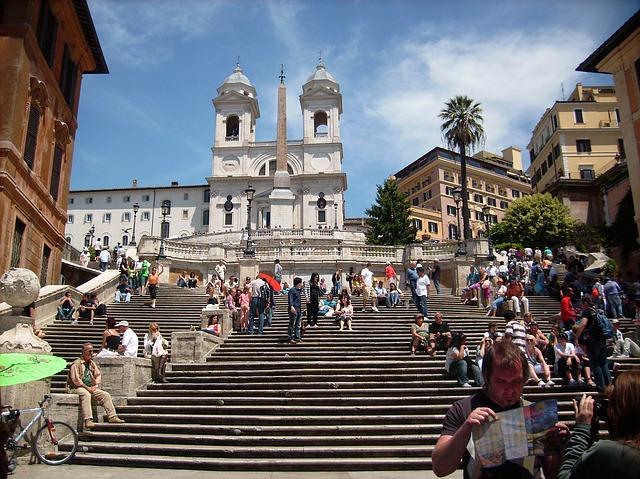 Spanish Steps of Rome