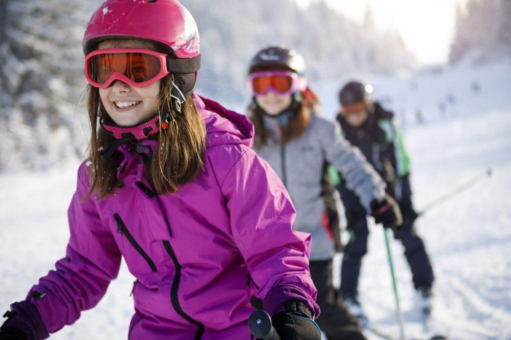 Family Ski Lessons Verbier