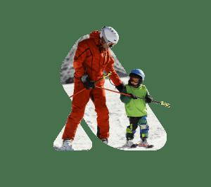 kids ski lessons Châtel