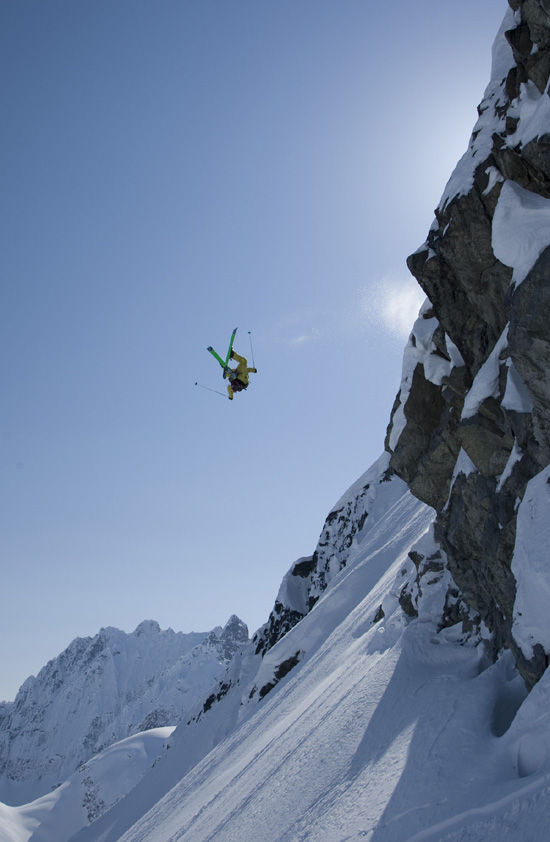 Seth Morrison, Haines, Alaska
