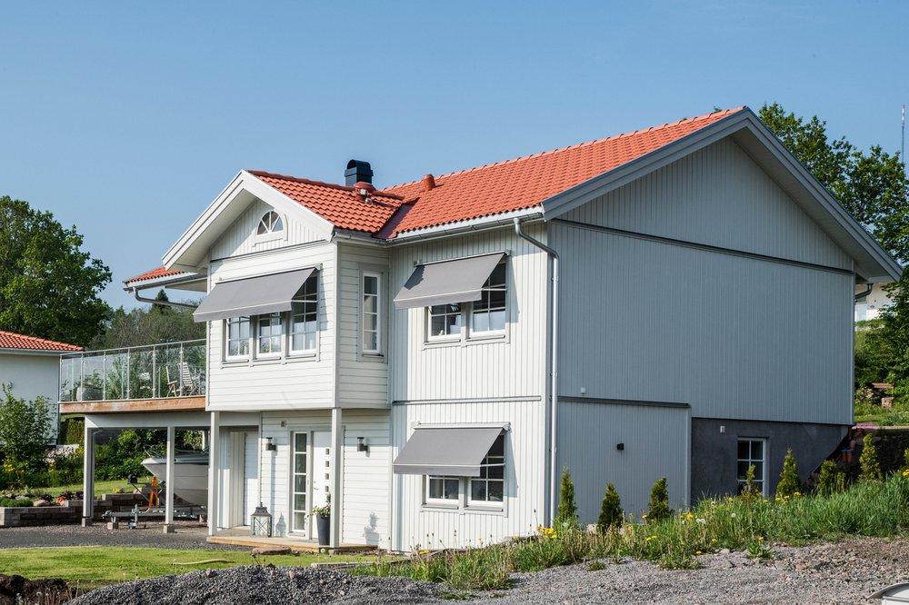 Villa Jansson – framsida