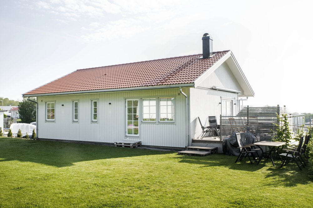 Villa Jansson – Suterränghus. Fotograf: Rebecca Martyn