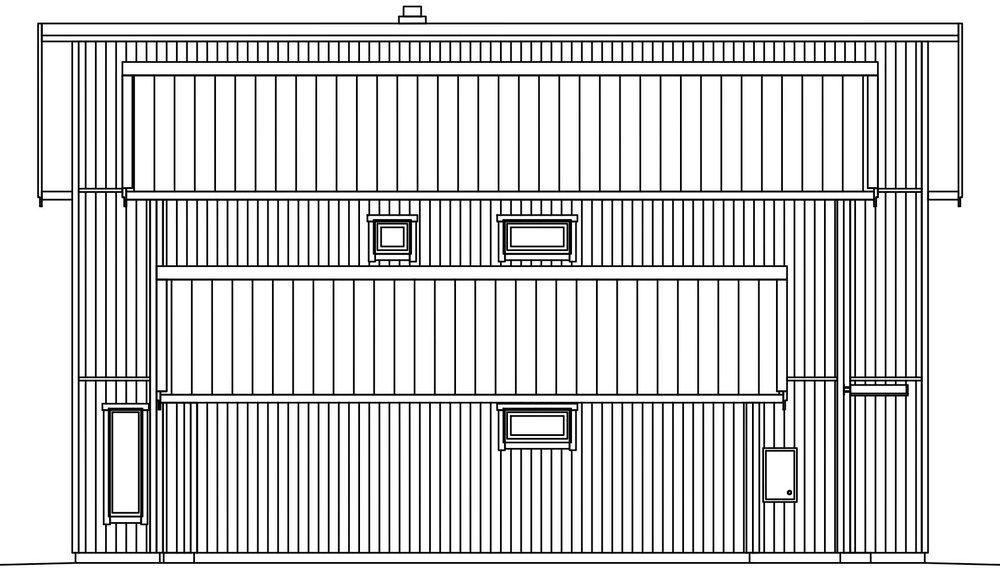 Villa Häggholm – fasad