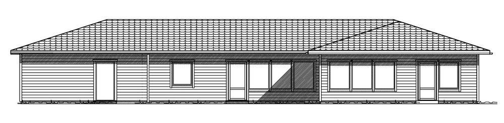 Villa Larsson fasad 3