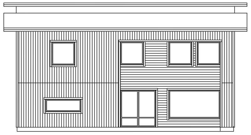 Villa Rånes – fasad 2