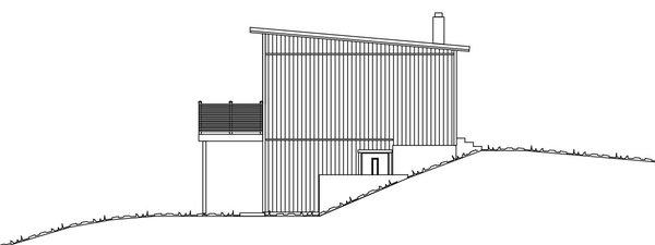 Villa Wadegård fasad 4