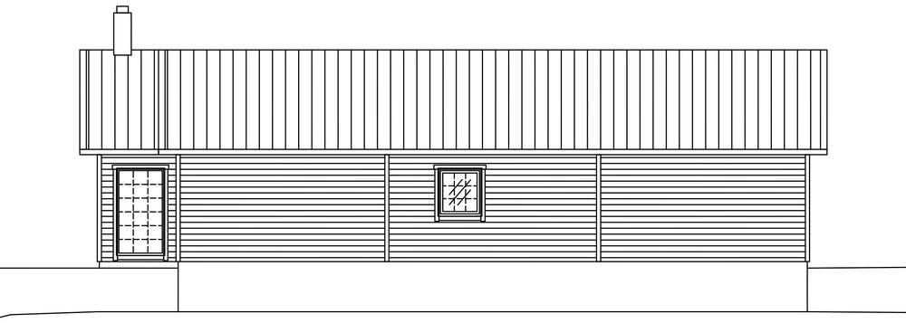 Villa Wärn – fasad 3