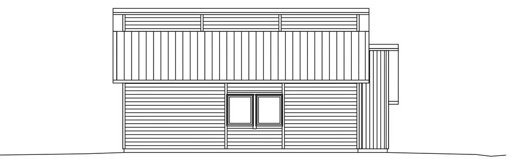 Villa Wikerud – fasad 4