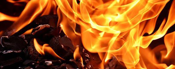 Eld brandsäkerhet brand