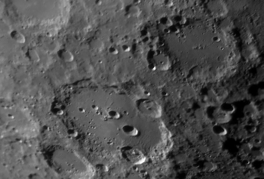 Maginus and Clavius