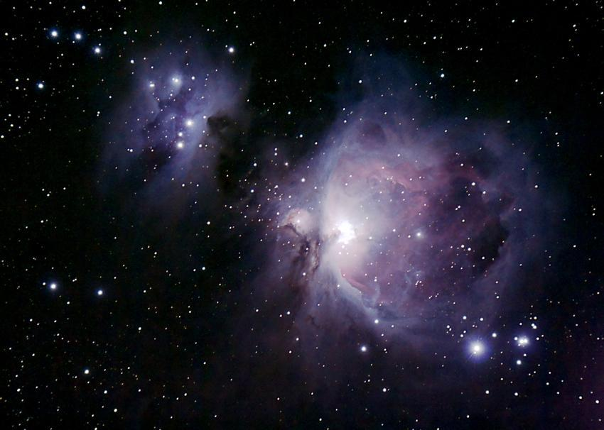 M42, Great Orion Nebula