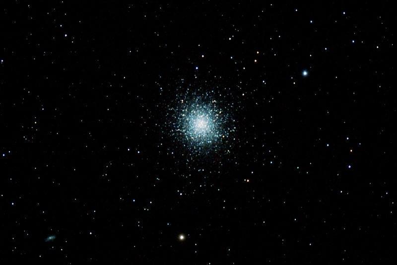 M13 cluster in Hercules
