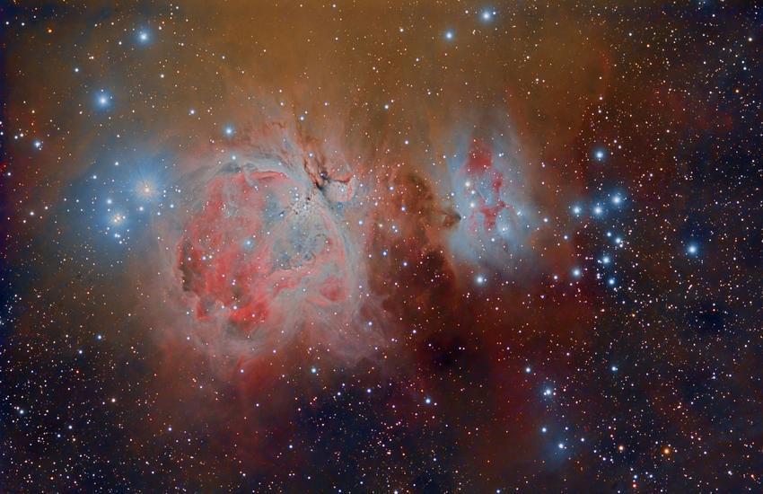 M42 deep