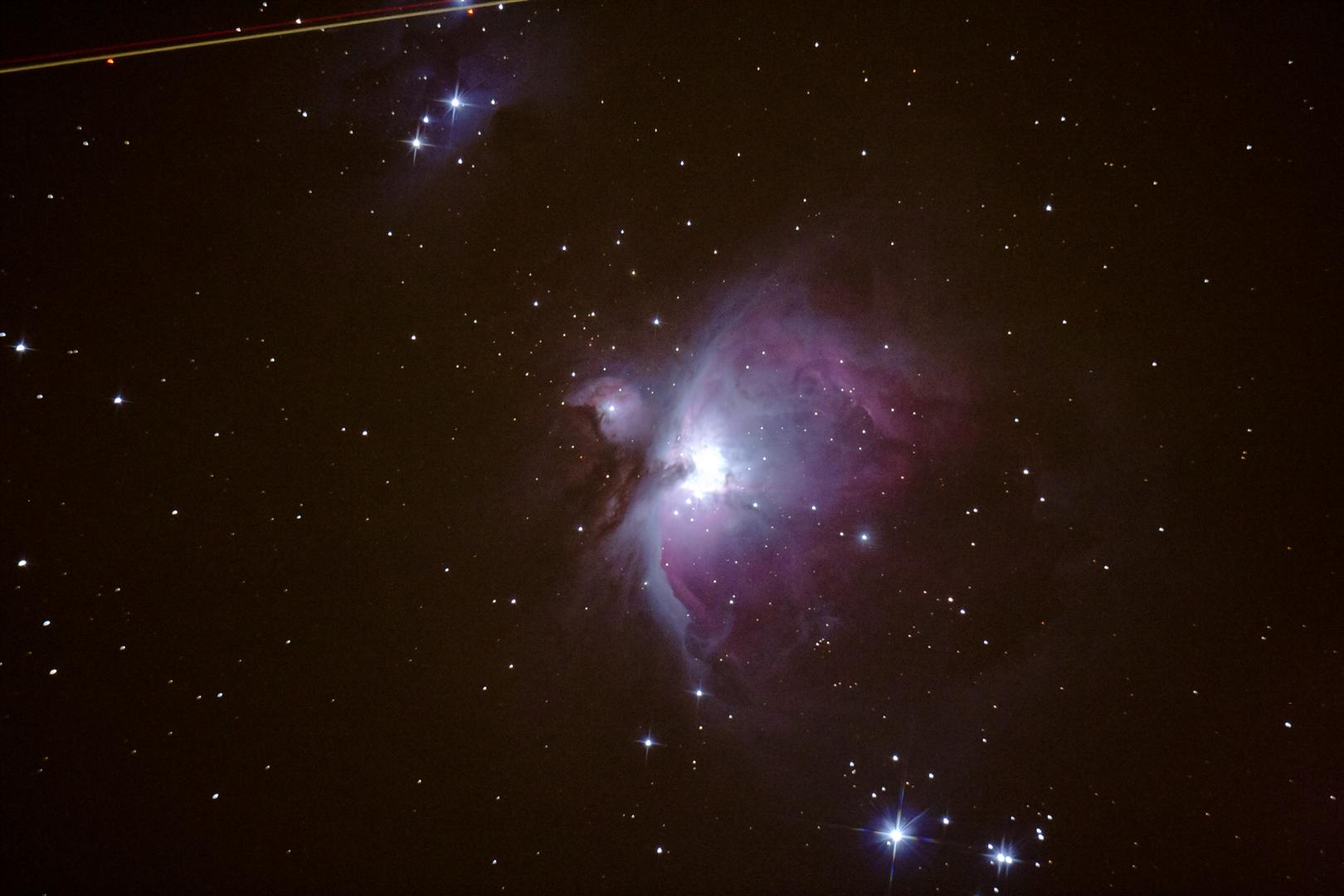 M42 - Great Orion Nebula