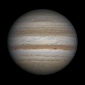 Jupiter : 2 Oct 2011