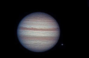 Jupiter from 90mm Skymax and EQ1