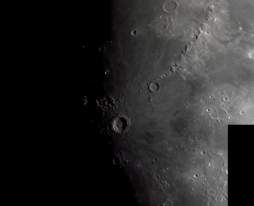 View on Copernicus