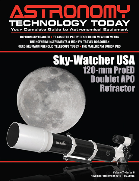 BK 120ED Review in Astronomy Technology Today