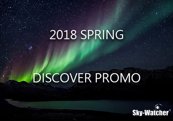 2018 SPRING DISCOVER PROMOTION!