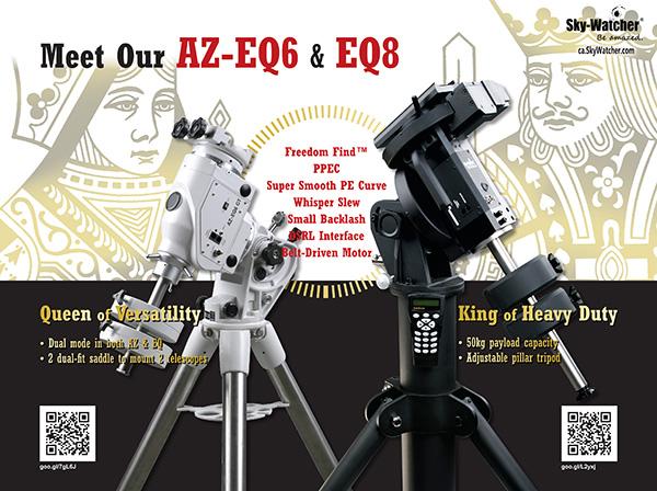AZ EQ6 & EQ8