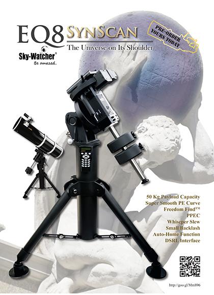 EQ8 SynScan