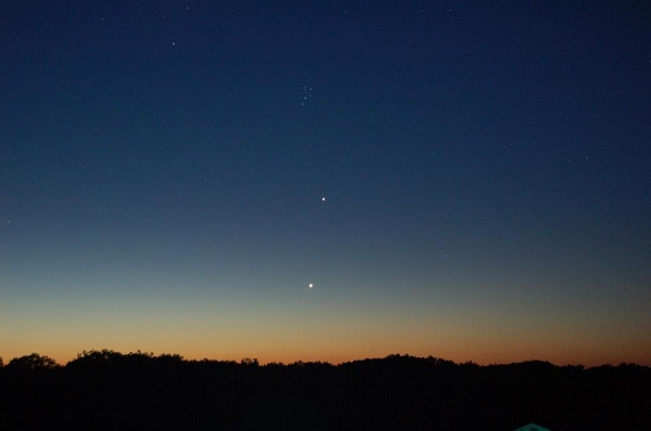 Planets lighting up July