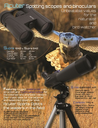 Acuter Spotting Scopes and Binoculars