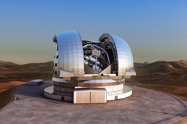 Worlds Largest Telescope
