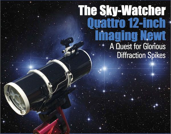 Quattro 12-inch Review in Astronomy Technology Today (ATT)