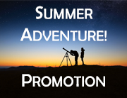2017 Summer Adventure Promotion! (Expired)