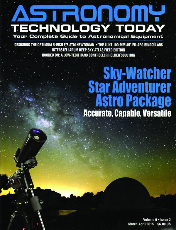 Star Adventurer Review in ATT