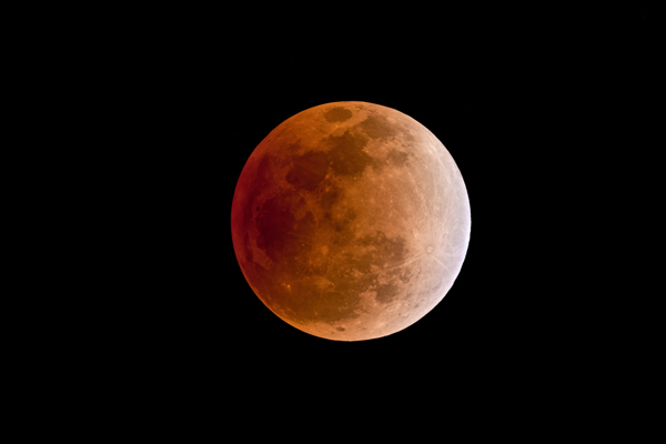 Dec. 10, 2011 Lunar Eclipse
