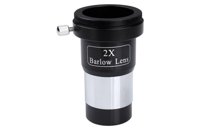 2X (D)  Barlow Lens