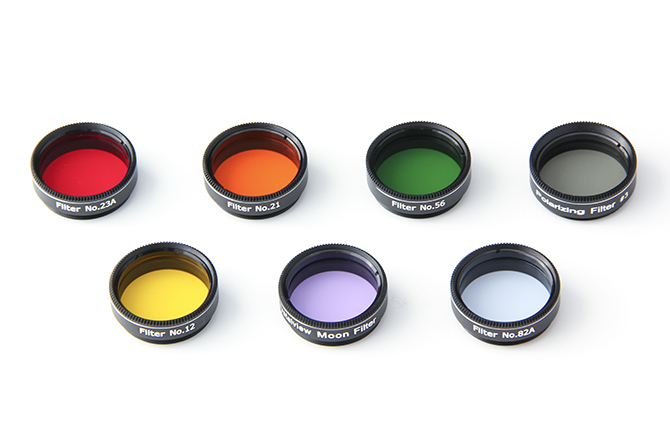 1.25 filter set