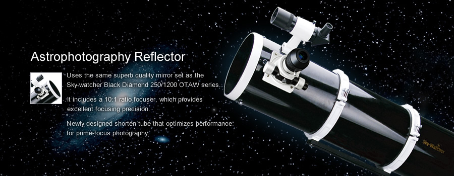 Astrophotography Reflectors