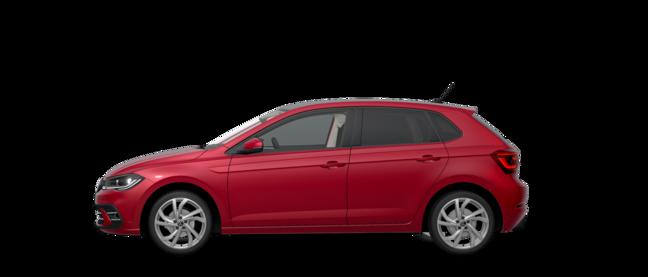 Standard SUV 5 Croni Edelstahl Einstiegleisten kompatibel mit Volkswagen Touareg III 2018-