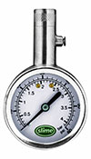 Slime 5-60 PSI Tire Gauge (large face)