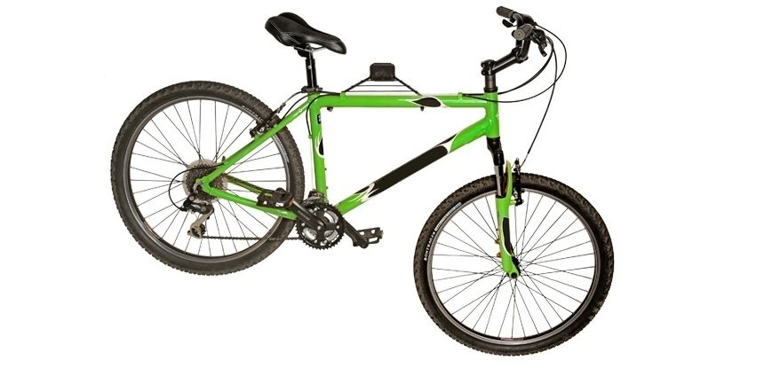 Slime Space Saving Bike Mount