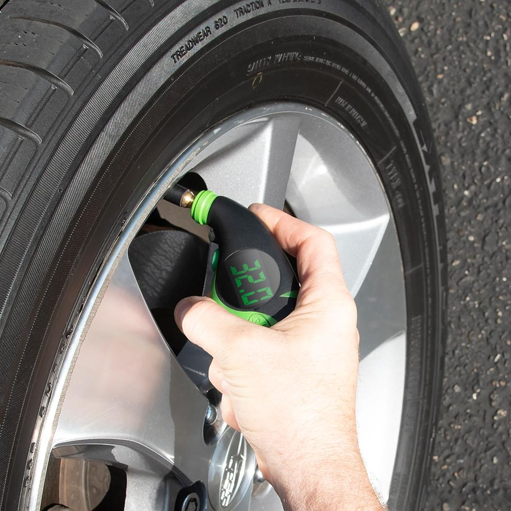 Slime Elite Digital Tire Gauge