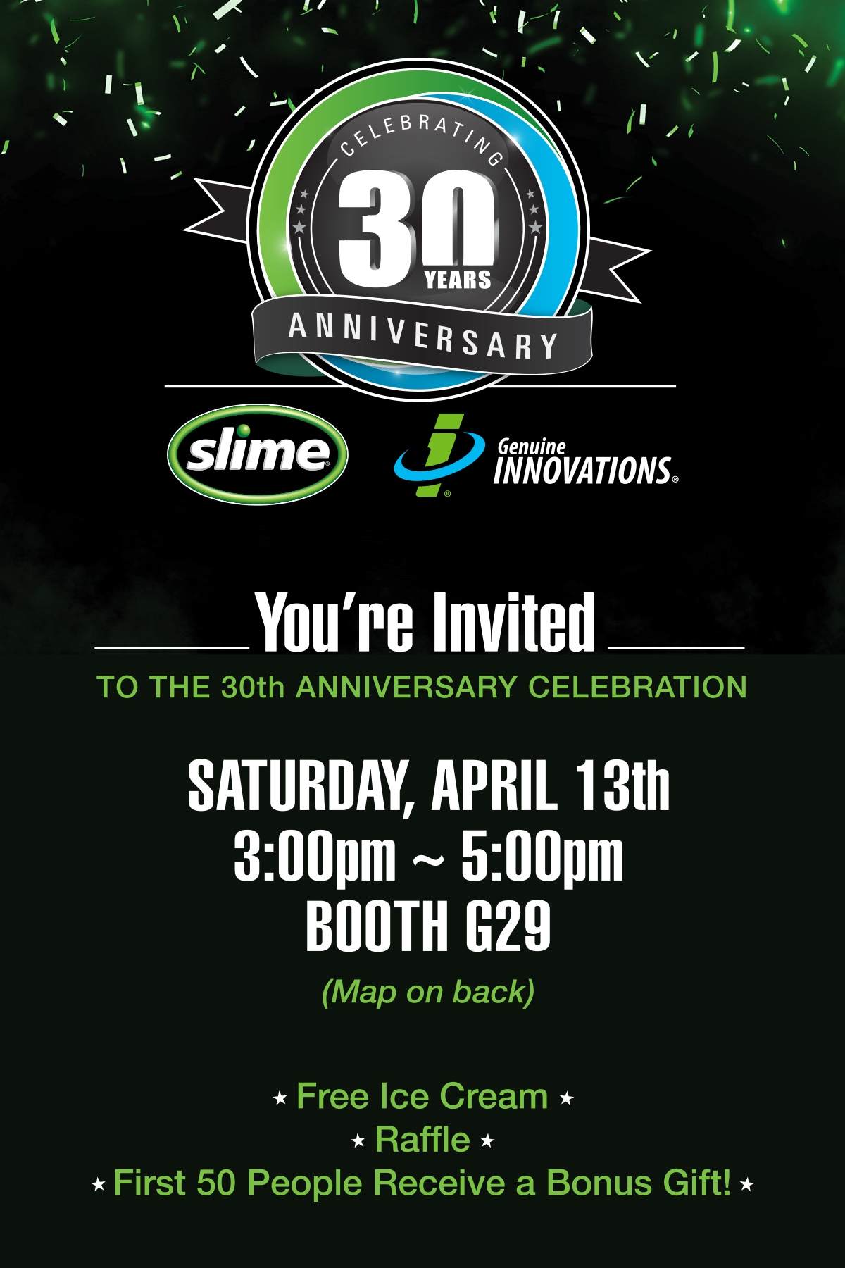 Slime 30th Anniversary Party at Sea Otter